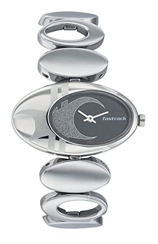3. Fastrack Hip Hop Analog Black Dial Watch