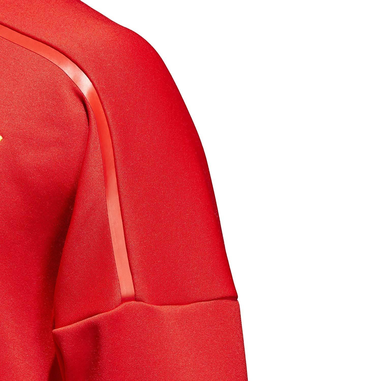 Amazon.com: adidas 2018-2019 Spain ZNE Knitted Anthem Jacket ...