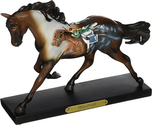 Enesco Trail of Painted Ponies Photo Finish Figurine, 6.3