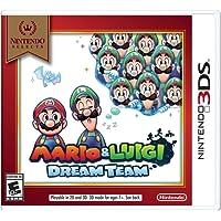 Nintendo Selects: Mario And Luigi Dream Team - 3Ds