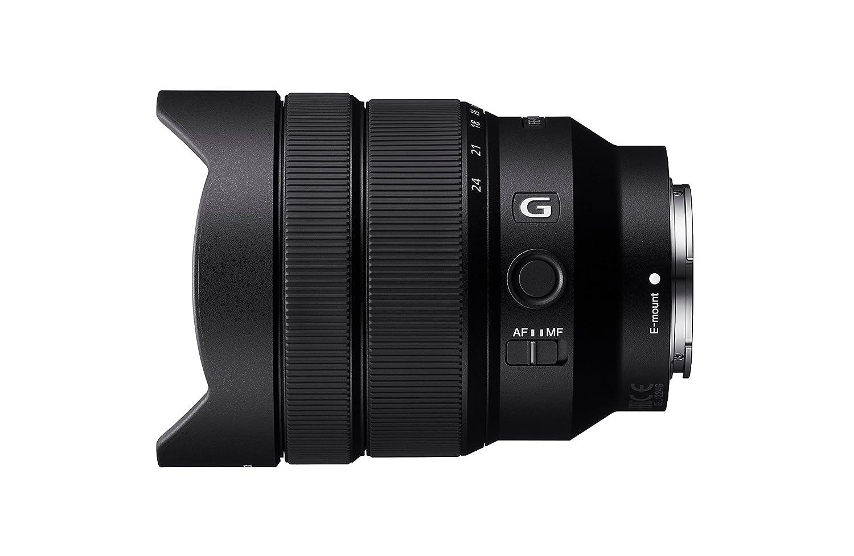 Sony SEL1224G - Objetivo Sony montura E (lente G, distancia focal 12 ...
