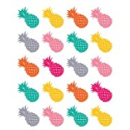Teacher Created Resources 2158 Tropical Punch Pineapples Stickers