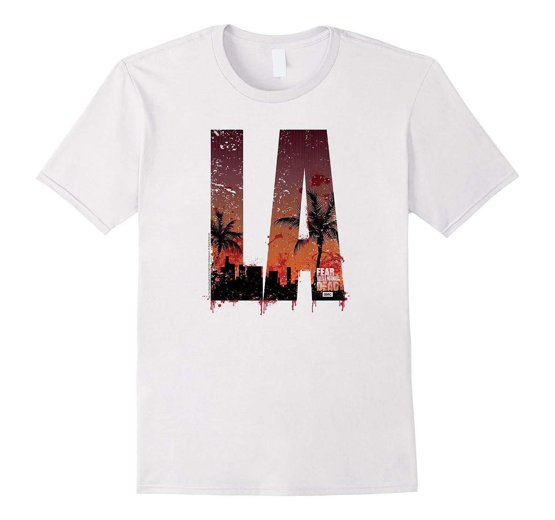 Fear The Walking Dead LA T-Shirt