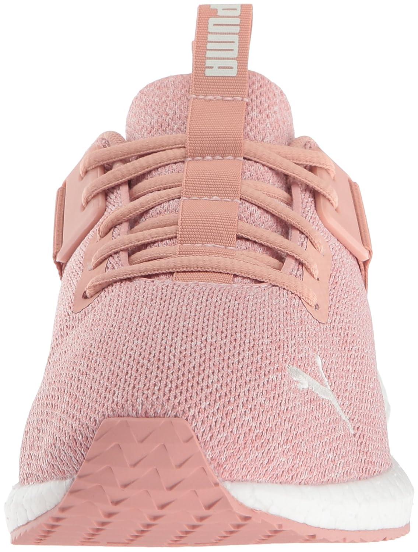PUMA Women's Mega Nrgy Street Wn Sneaker B0753HR5M8 8 M US|Peach Beige-whisper White