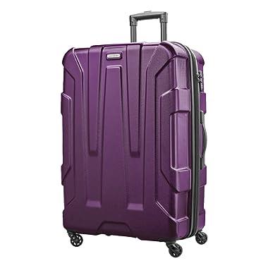 Samsonite Centric 28-inch Hardside Spinner (Purple)