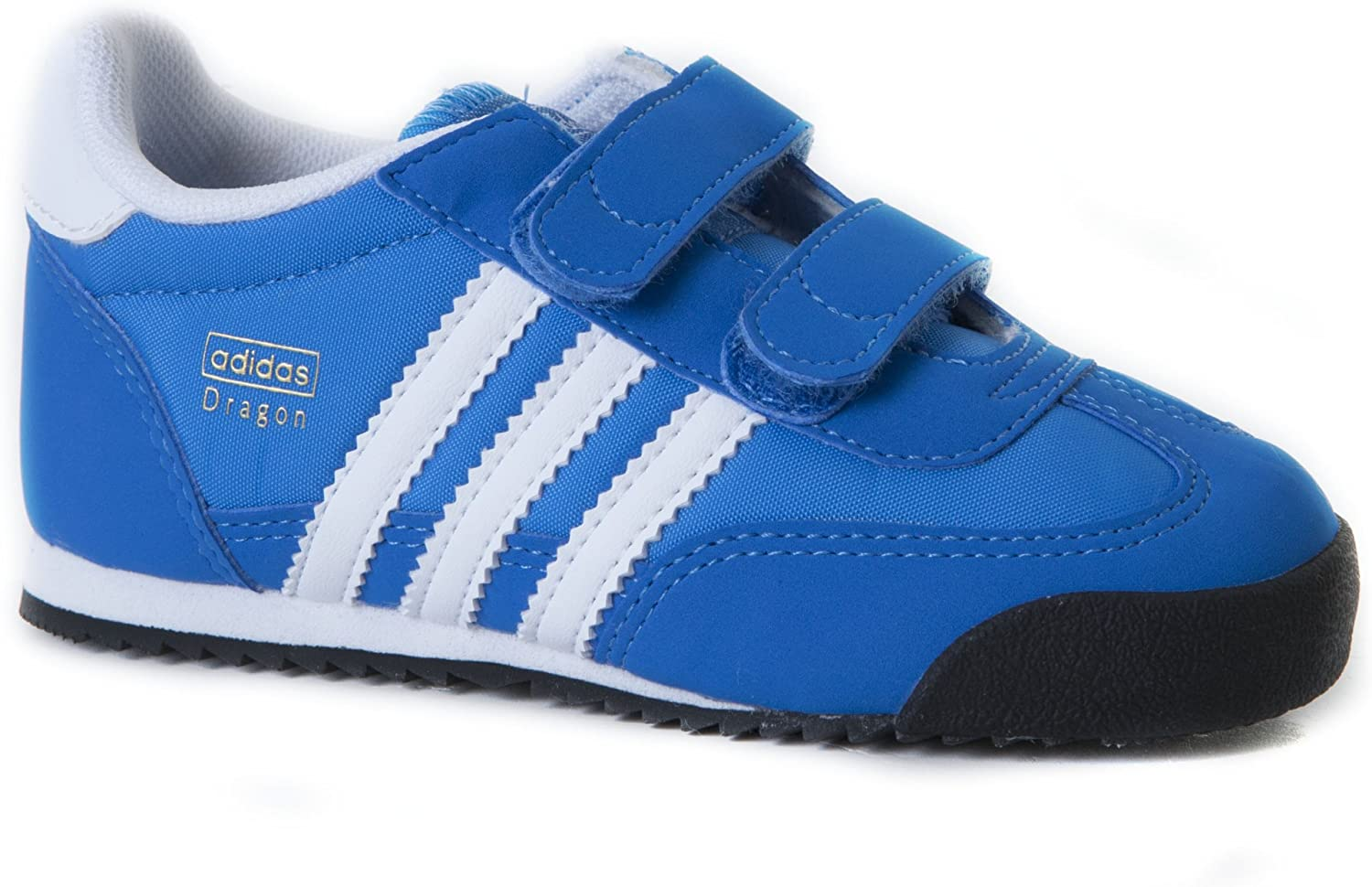 adidas Dragon CF 1 Blue/White G60934 Trainers for Toddler Boys ...