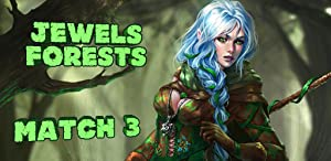Jewels Forests - Free Match 3 Game by V.Dev