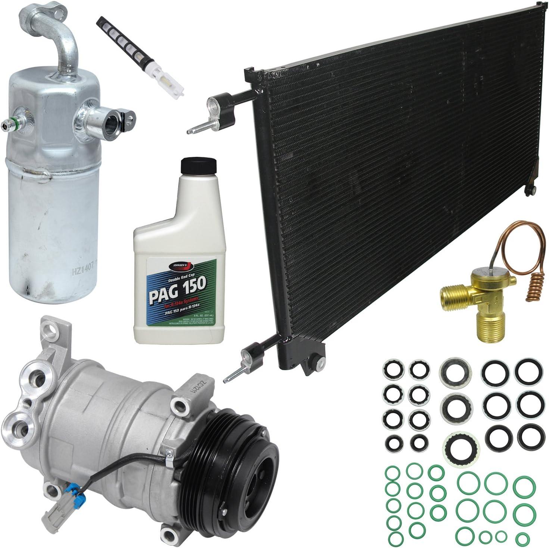 Universal Air Conditioner KT 4791A A//C Compressor//Component Kit
