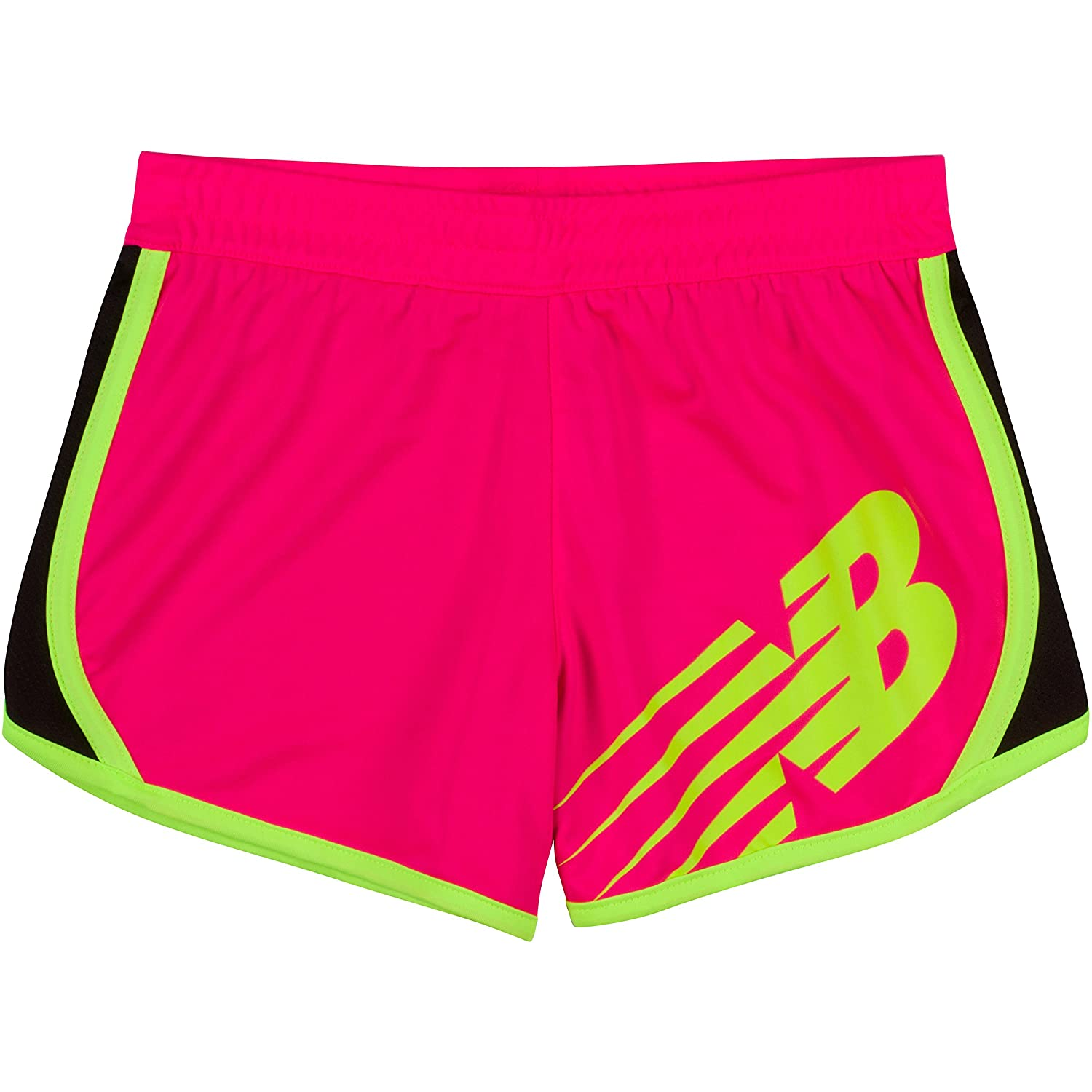 New Balance Girls' Reversible Shorts 12541