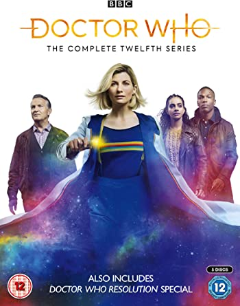 Doctor Who - Complete Series 12