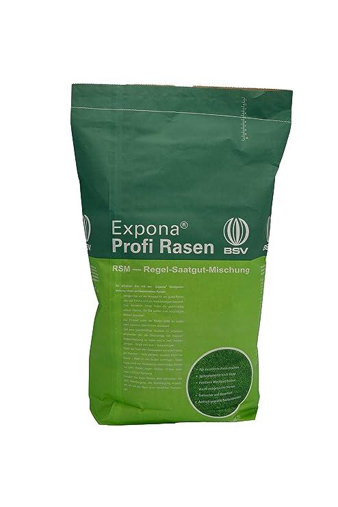 Regenerations-Rasen EXPONA Rasen - Rasensaat 400m² I Einsaat und Nachsaat