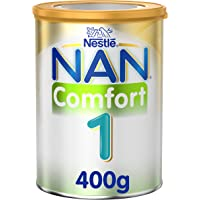 Nestle NAN COMFORT 1, From birth to 6 months, Starter Infant Formula for Colic, Gas, and Constipation, Fortified with…