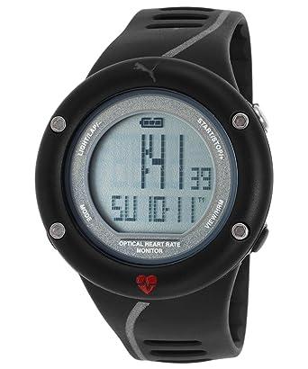 Amazon.com  PUMA Unisex PU911291002 Optical Cardiac Reflective Digital Display  Watch  Watches 920fbd981