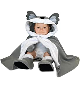 Rubies– Disfraz para bebé con capa, sombrero, guantes y calcetines, diseño