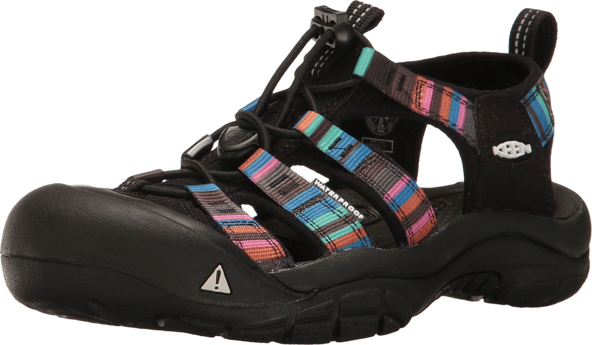 KEEN Female Newport H2-W, Raya Black, 6 B-Medium