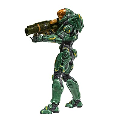McFarlane Toys Halo 5: Guardians Series 2 Spartan Hermes Action Figure: Toys & Games