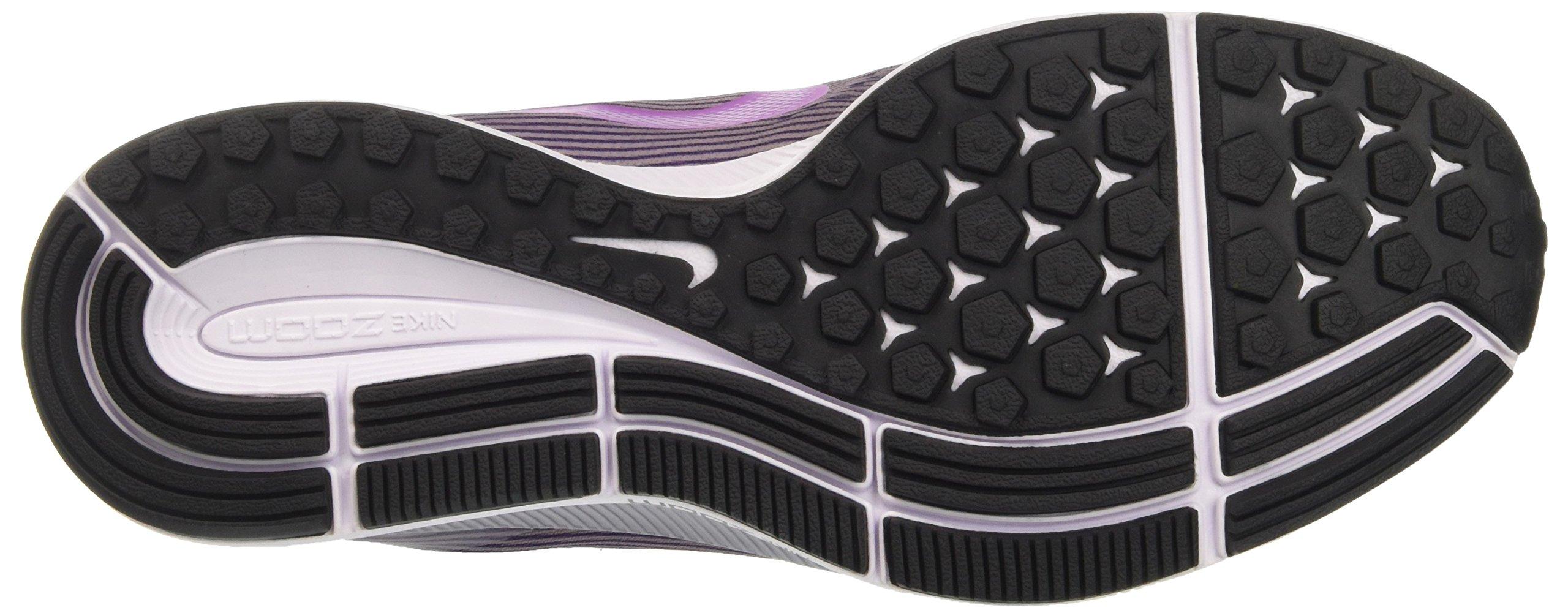 Nike Women's Air Zoom Pegasus 34 Running Shoes-Ink/Hyper Violet-6 by Nike (Image #3)