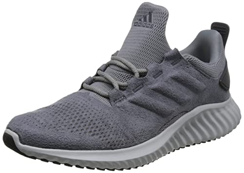 separation shoes 2644a baccf Adidas Mens Alphabounce Cr M, Grethr, Cblack Running Shoes-10 UKIndia