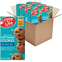 6-Pack Enjoy Life Foods Chocolate Chip Soft Baked Cookies