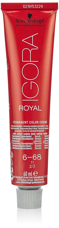 Schwarzkopf Igora Royal Permanent Color Crème 6-86 60ml 4045787199987