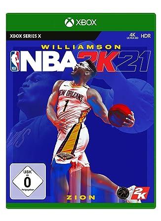 Nba 2k21 Standard Edition Xbox Series X Games