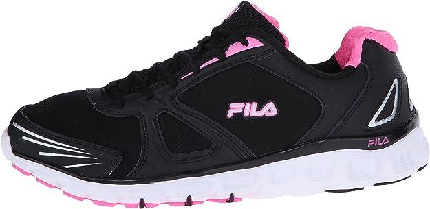 Fila Memory Solidity - Zapatillas de Running para Mujer, Negro ...