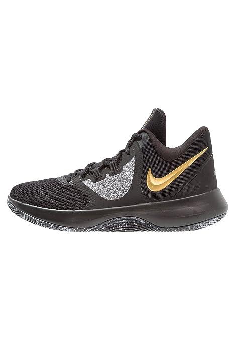 Nike Oro Scarpa Basket Precision 090 Aa7069 Air Grigio Tg Nero Ii 54jL3RA