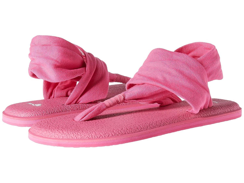Sanuk Womens Yoga Sling 2 Spectrum Flip-Flop (6 B(M) US ...