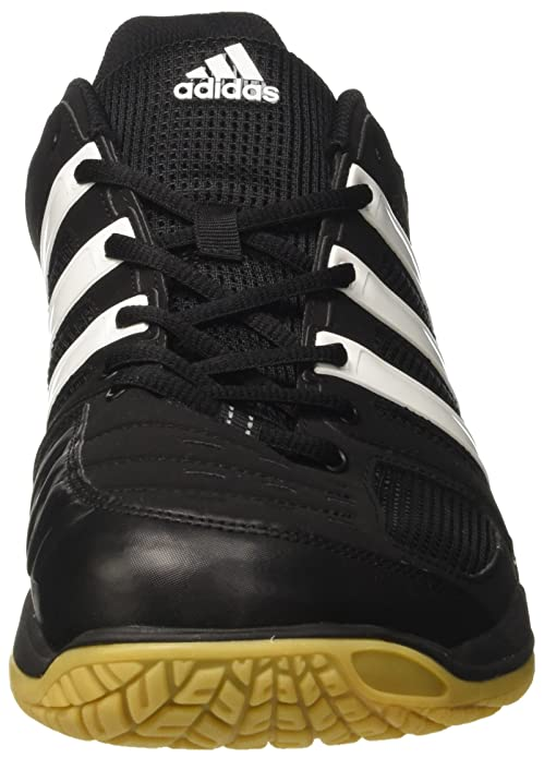 adidas Team Spezial, Chaussures de Fitness Homme, Noir, Nero (Black/Running White FTW/Metallic Silver), 49 1/3 EU