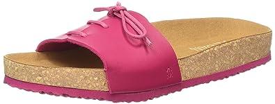 El Naturalista WARAJI, Damen Pantoletten, Pink (Fuchsia), 38 EU