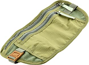SE TP101-POUCH Travel Pouch With Dual-Zipper Pockets