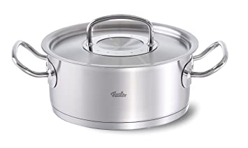 Fissler Original Profi Collection - Olla con Tapa (28 cm, 7,2 litros)