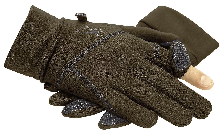 Browning Guanti Inverno Stalker Verde caccia guanti
