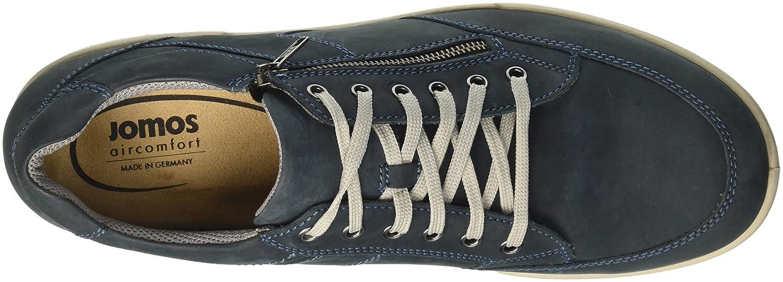 Jomos Herren 417305-12-840 417305-12-840 Herren Derbys Blau (Jeans) 96472e
