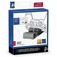 Speedlink JAZZ USB-lader - laadstation voor de originele Dualshock controller van Playstation 4 (twee gamepads…