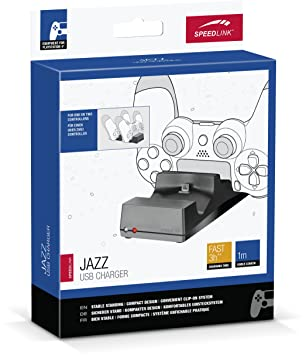 Speed-Link SPEEDLINK Jazz - Cargador (Interior, Gaming ...