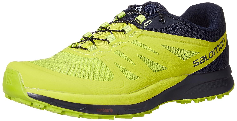 49e2472b0073 Salomon Sense Pro 2 Trail Running Shoe - Men s Navy Blazer Lime Punch Lime  Green