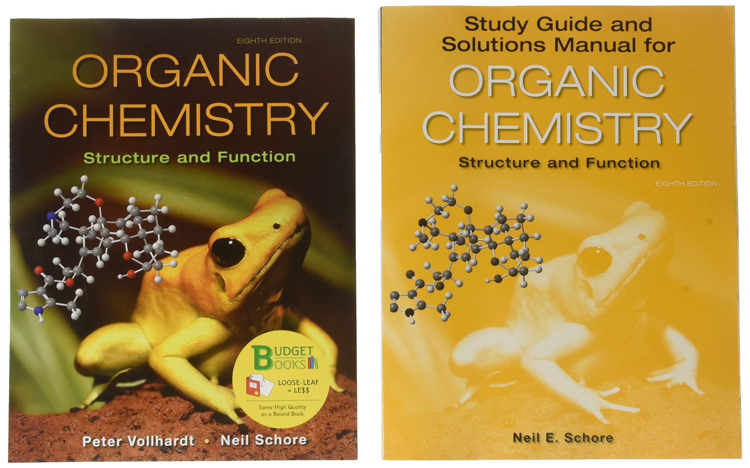 Loose-Leaf Version for Organic Chemistry 8e & Saplingplus for Organic  Chemistry (Twelve Month Access) & Study Guide/Solutions Manual for Organic  Chemistry: ...