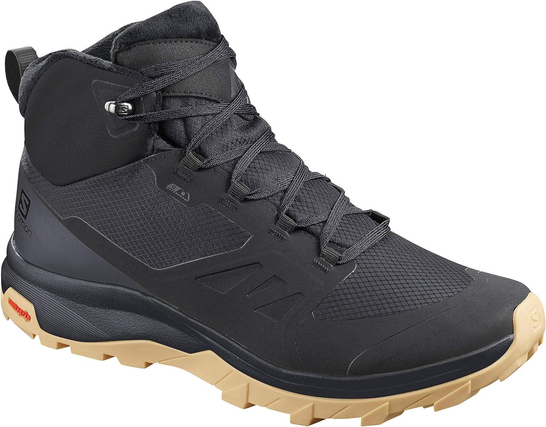 Salomon Men's Outsnap CSWP Snow Boots