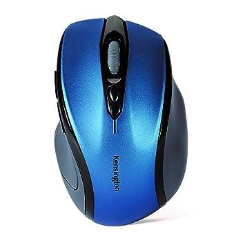 souris sans fil bleu
