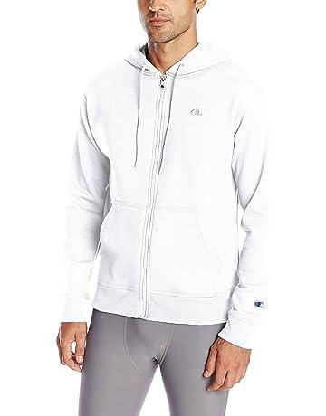 baaee8d725e Champion Men s Powerblend Fleece Full-Zip Hoodie