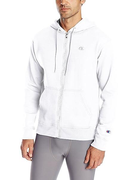 Champion Mens Fleece Top Zip Hoodiesamp; Sweatshirts Full wnk0P8O