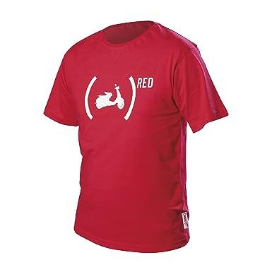 c38f8312e2b483 Amazon.com  Vespa (RED 946 Unisex T-Shirt  Clothing