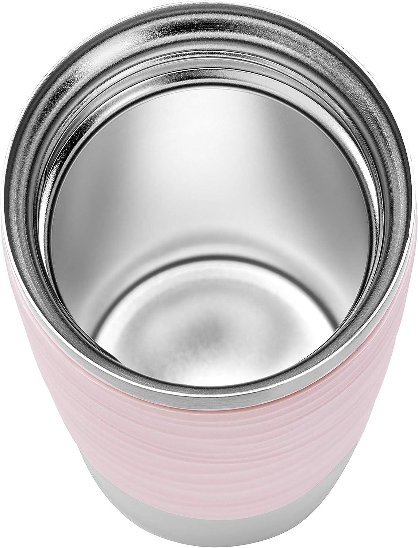 Emsa N2011000 Travel Mug Waves Mug Isotherme Blanc 0.36 Litres