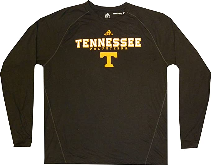 wholesale dealer 8140b 6f34f Amazon.com: Adidas Men's Tennessee Volunteers Vols Climalite ...