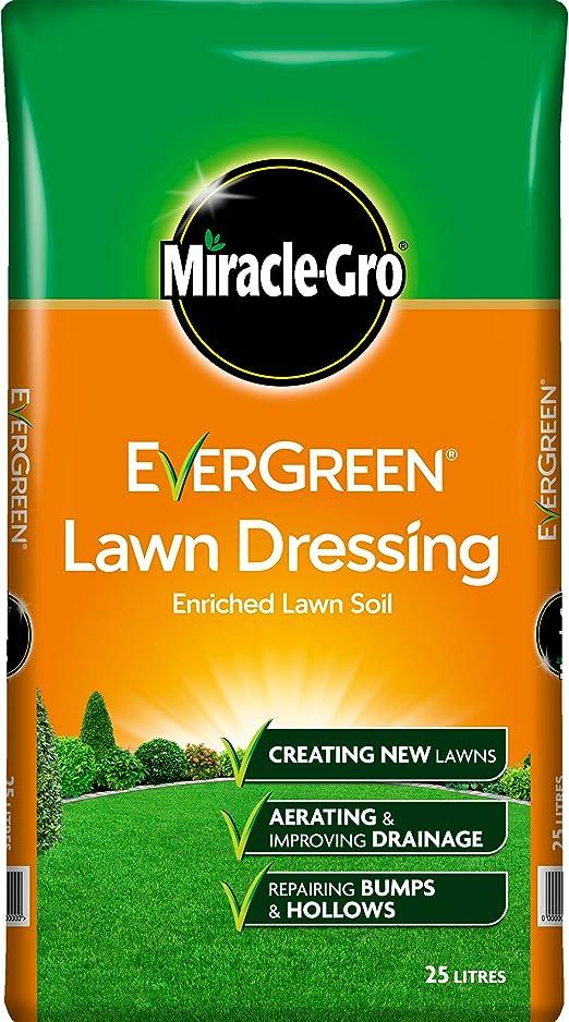 Evergreen - Tierra enriquecida para sembrar (25 L): Amazon.es: Jardín