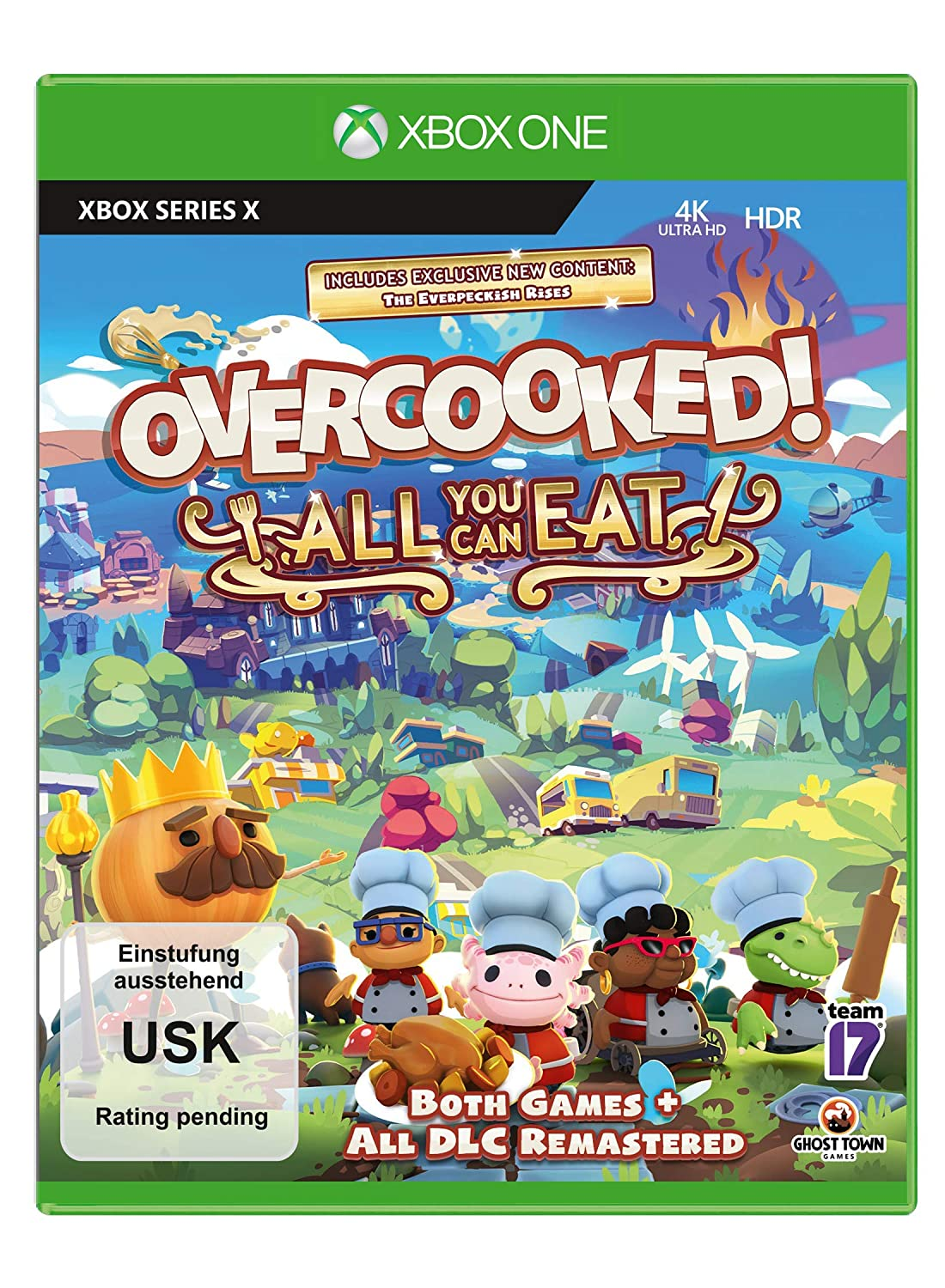 Overcooked All You Can Eat Xbox Series X