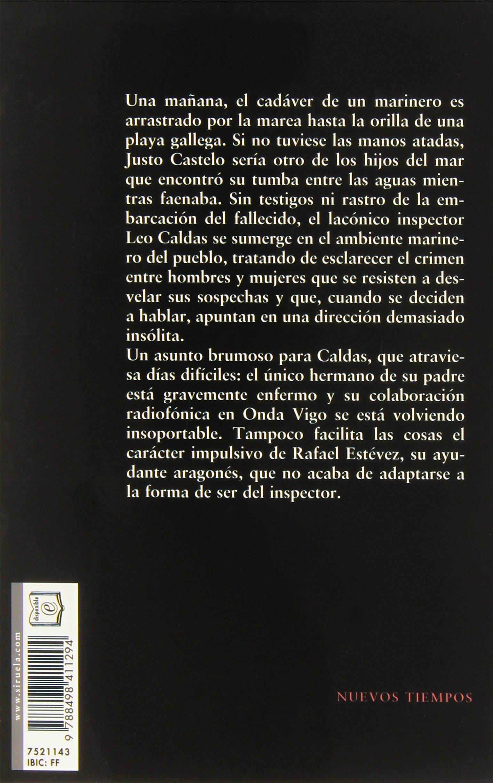 Amazon.com: La playa de los ahogados (Nuevos Tiempos / New Times) (Spanish  Edition) (9788498411294): Domingo Villar: Books