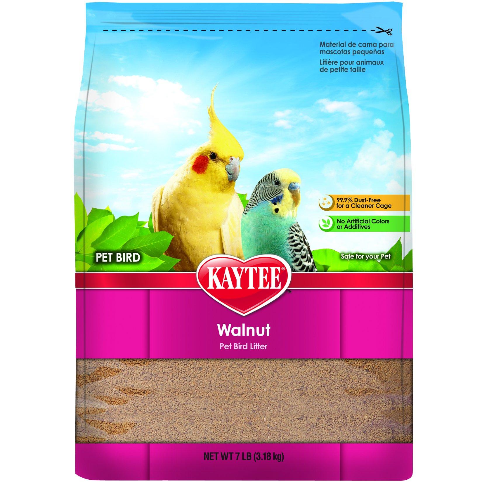 Kaytee Walnut Bedding for Pet Birds