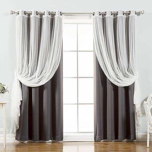 Antique Lace Curtains: Amazon.com